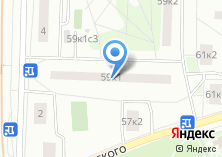 Компания «Оконный доктор» на карте