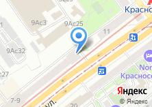 Компания «Визус плюс» на карте