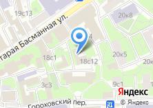 Компания «СКА-Банк» на карте