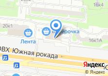 Компания «Мастерская по ремонту одежды на Кантемировской» на карте