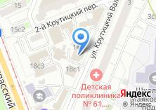 Компания «Коммуникационное агентство osstro» на карте