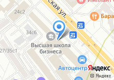 Компания «Контест» на карте