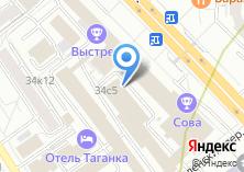 Компания «Дива люкс» на карте