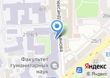 Компания «МАМИ» на карте