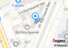 Компания «Симбирск-Кроун» на карте