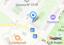 Компания «Адвокатское бюро Киселев и партнеры» на карте