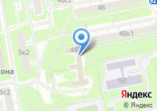 Компания «Территориальная избирательная комиссия района Бирюлёво Восточное» на карте