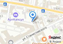 Компания «Шиномонтажная мастерская на Станиславского» на карте