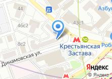 Компания «Альянс-Т.с.о» на карте