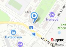 Компания «Нола» на карте