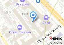 Компания «Полёт-Хронос» на карте