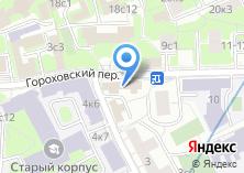 Компания «Сакта» на карте