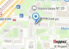 Компания «Помощь» на карте
