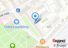 Компания «ELAN» на карте