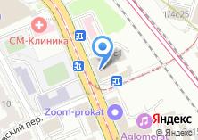 Компания «Нсв-логистик» на карте