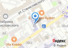 Компания «Институт системного программирования РАН» на карте