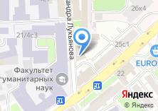 Компания «Связьстальпроект» на карте