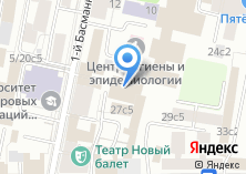 Компания «Техно-траффик» на карте