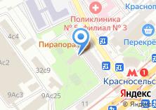 Компания «Чемодан.ру» на карте