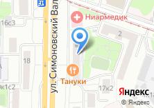 Компания «Тессер» на карте