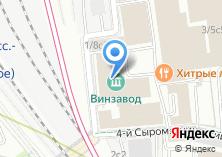 Компания «Багетмаркет» на карте