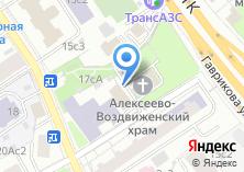 Компания «Адвокатский кабинет Агошкова Г.А.» на карте