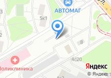 Компания «Автостоянка №27» на карте