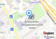 Компания «Здравоохранение РФ» на карте