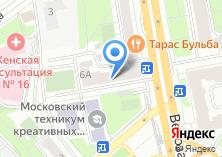 Компания «Имидж Медиа» на карте