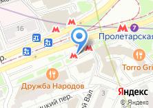 Компания «Станция Пролетарская» на карте