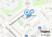 Компания «Ирбис Сокольники» на карте
