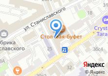 Компания «Биотехпроект» на карте