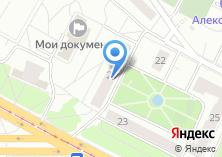 Компания «Физтех-Лингво» на карте