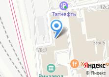Компания «Винзавод» на карте