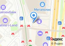 Компания «Шиномонтажная мастерская на Андропова проспекте» на карте