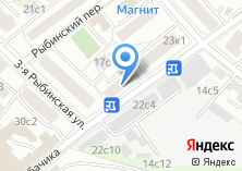 Компания «Тэс Инвест» на карте