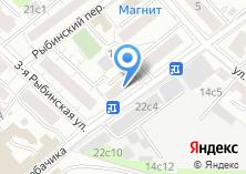 Компания «НИСС-СТРОЙ» на карте