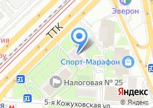Компания «СРС Потолки» на карте