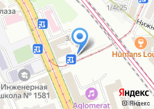 Компания «МедиаПрогресс» на карте