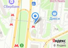 Компания «КБ Инвестиционный союз» на карте