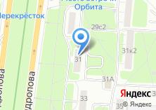 Компания «Ивего» на карте