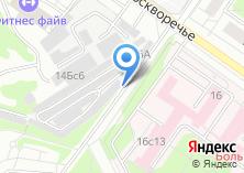 Компания «Центр экстракорпоральной гемокоррекции» на карте