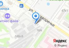 Компания «Моторчик» на карте