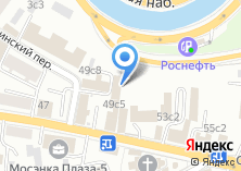 Компания «Дориан Грей» на карте