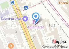 Компания «Рикор Интерактивные медиатехнологии» на карте