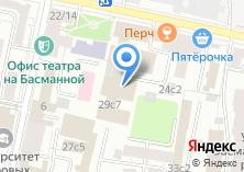 Компания «Контакт-РА» на карте