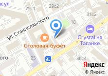Компания «Таргет-Тур» на карте
