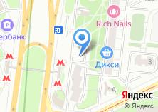 Компания «Мяснота» на карте
