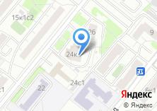 Компания «Альянс ОМ» на карте