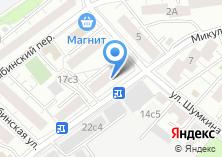 Компания «Продмакси» на карте